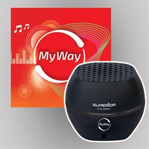 SPEAKER BLUETOOTH SUPERIOR MYWAY - DOT